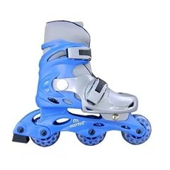 PW 120 azul - Rollers Infantiles Extensibles