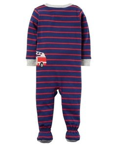 Pijama Carter's em Cotton Firetruck na internet