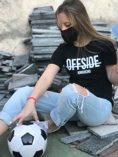 Remera OFFSIDE - en internet