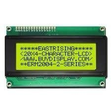 Display Lcd 2004 Backlight Verde 20x4 St7066 Ard Pic Mona