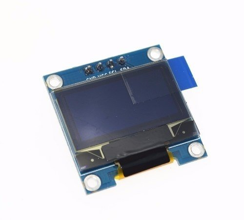 Display Oled 1.3 128x64 I2c Ssh1106 Arduino Pic Pi Mona - comprar online