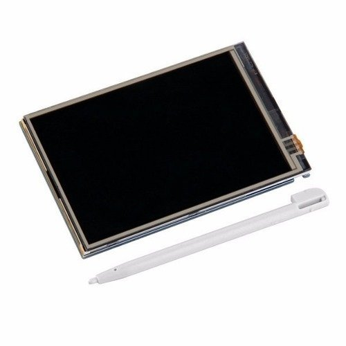Pantalla Tactil Raspberry Pi Lcd Touch 4  320*480 Ips Mona