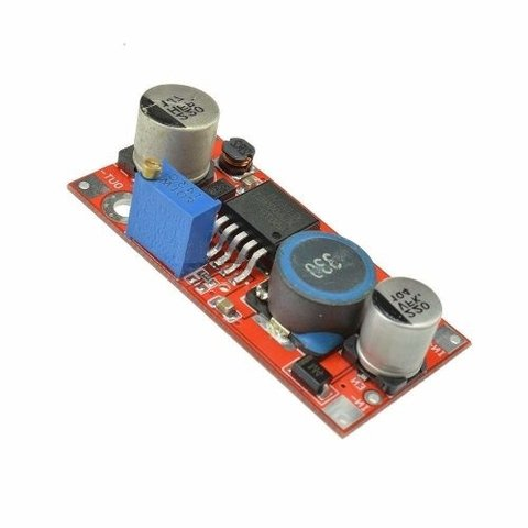 Fuente Step Up Xl6009i Dc Dc Ajustable 5v 35v Arduino Mona