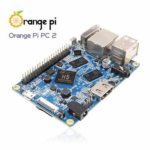 Mini Pc Orange Pi Lite Quadcore 1.2 Ghz Wifi 1gb Ddr3 Mona - Monarca Electrónica