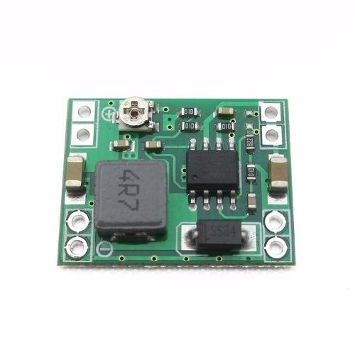 Modulo Mp1584 Step-down Dc-dc In 4,5-28v, 3a Máx Mona - comprar online