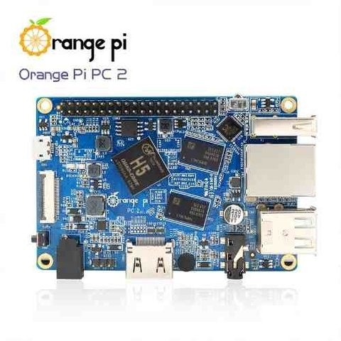 Mini Pc Orange Pi Lite Quadcore 1.2 Ghz Wifi 1gb Ddr3 Mona