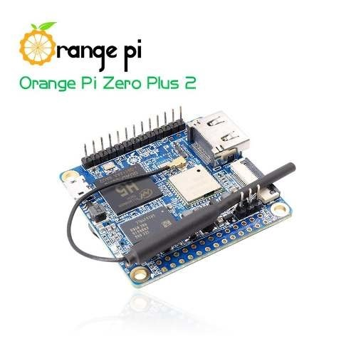 Orange Pi Zero Plus 2 Quadcore 1.2 Ghz Hdmi 512mb Ddr3 Mona en internet