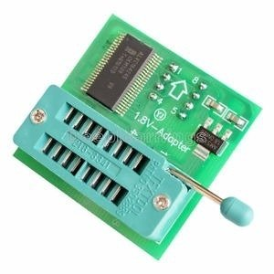 Adaptador 1.8 V Spi Flash W25 Mx25 Ezp2013 Iphone Mona