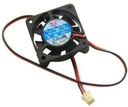 Cooler Fan 12 V 40x40x10mm Raspberry Pi Impresora 3d Mona