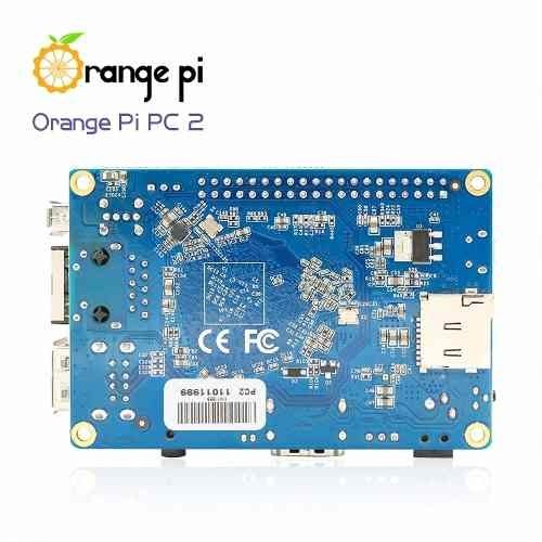 Mini Pc Orange Pi Lite Quadcore 1.2 Ghz Wifi 1gb Ddr3 Mona - comprar online