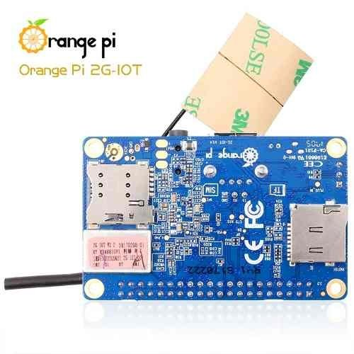 Mini Pc Orange Pi 2g Iot Quadcore 1ghz Wifi Bt 2g 512mb Mona - Monarca Electrónica