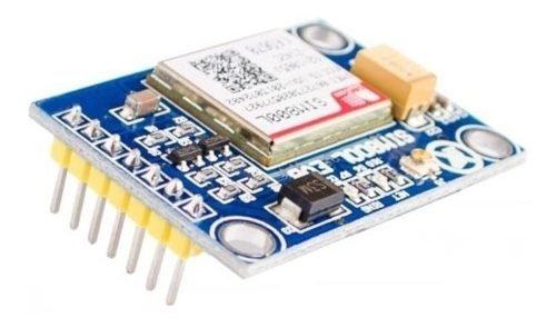 Modulo Celular Gsm Gprs Sim800l V2 0 Con Antena Arduino Mona