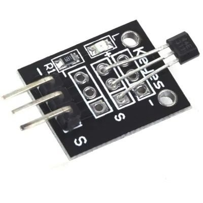 Sensor Hall Digital Switch Ky-003 44e Arduino Mona