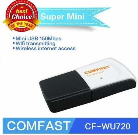 Dongle Usb Wifi Comfast Cf-wu720n Ralink Rt5370 Rasp Mona