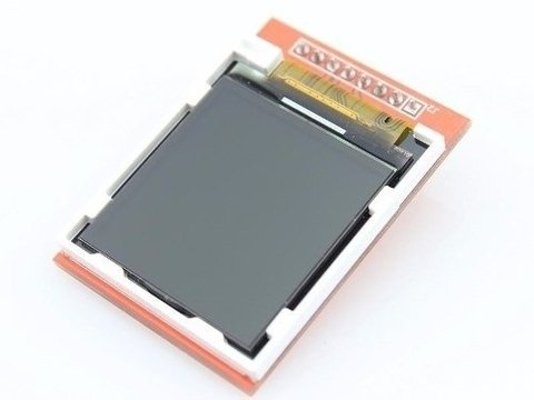 Lcd Display Tft 1.44 Color De 128 X 128 - Ideal Ard Arm Mona