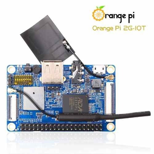 Mini Pc Orange Pi 2g Iot Quadcore 1ghz Wifi Bt 2g 512mb Mona