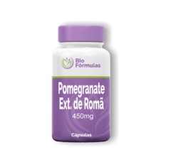POMEGRANATE EXTRATO DE ROMÃ 450MG