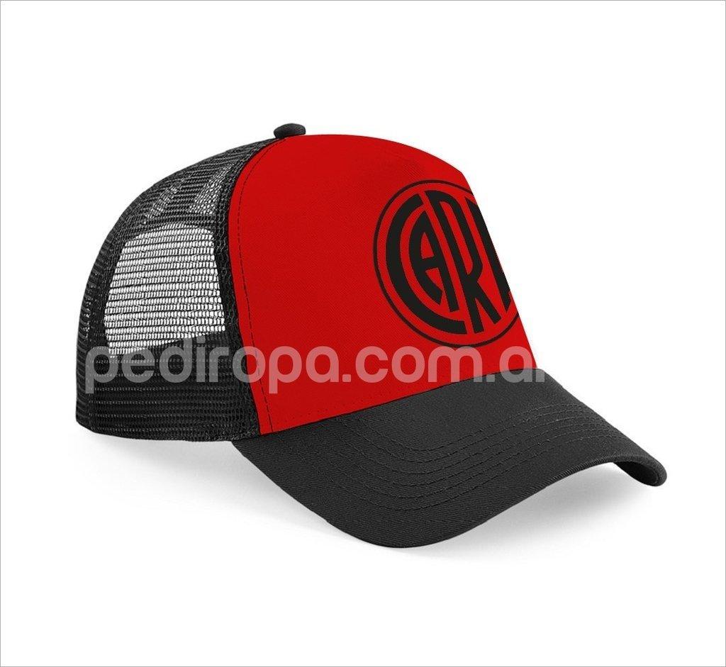 Pack x 5 Gorra River Plate. 0% OFF d918547b366