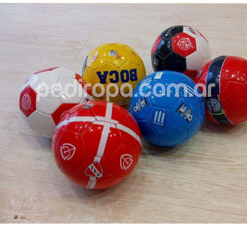 Pack x 5 Pelotas N2 Clubes Oficales - pediropa 63e62156218