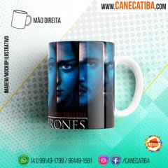 Caneca Game of Thrones 10 - comprar online