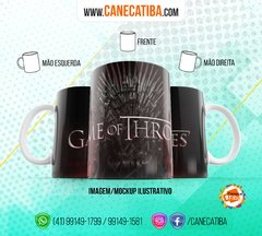 Caneca Game of Thrones 3 na internet