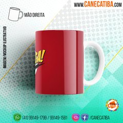 Caneca The Big Bang Theory 4 - comprar online