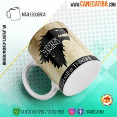 Caneca Game of Thrones 4