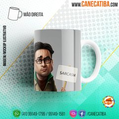 Caneca The Big Bang Theory 5 - comprar online