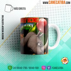 Caneca Donkey Kong Country - comprar online