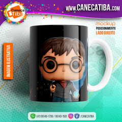 Caneca Harry Potter FunkoPop 2