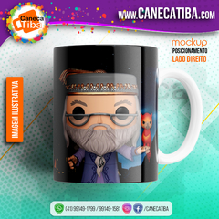 Caneca Harry Potter FunkoPop 5