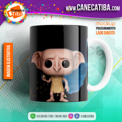 Caneca Harry Potter FunkoPop 6