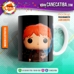 Caneca Harry Potter FunkoPop 8