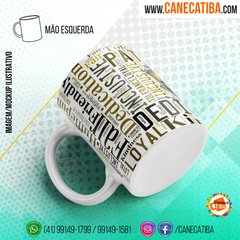 Caneca Harry Potter 9