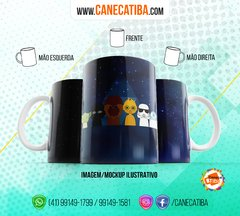 Caneca Star Wars 10 na internet