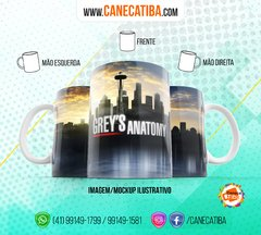 Caneca Greys Anatomy 11 na internet