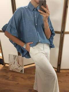 CAMISOLA FLOW DENIM en internet
