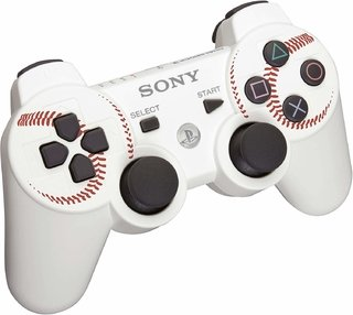 Controle Dualshock 3 MLB The Show Original Sony - Ps3