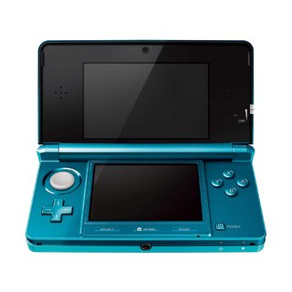 Nintendo 3ds - Aqua Blue