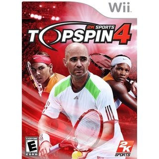 TopSpin 4 - Wii