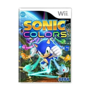 Sonic Colors - Wii