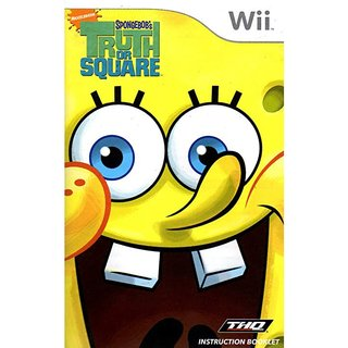 Bob Esponja Truth or Square - Wii