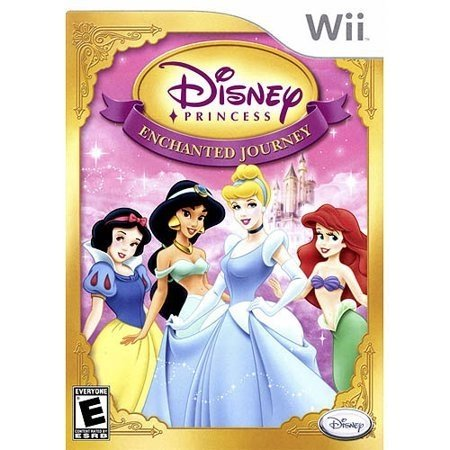 Disney Princess Enchanted Journey - Wii