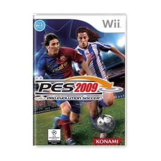 PES 09 - Wii