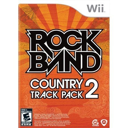 Rock Band Country Track Pack 2 - Wii