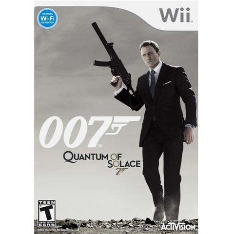 007 Quantum of Solace - Wii