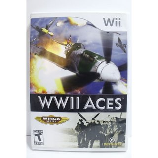 WWII Aces  - Wii