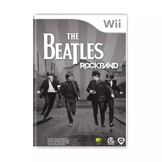The Beatles Rock Band - Wii