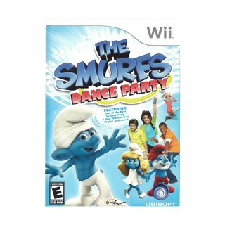 Os Smurfs Dance Party - Wii