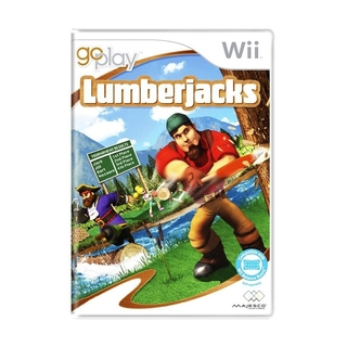 Go Play Lumberjacks - Wii